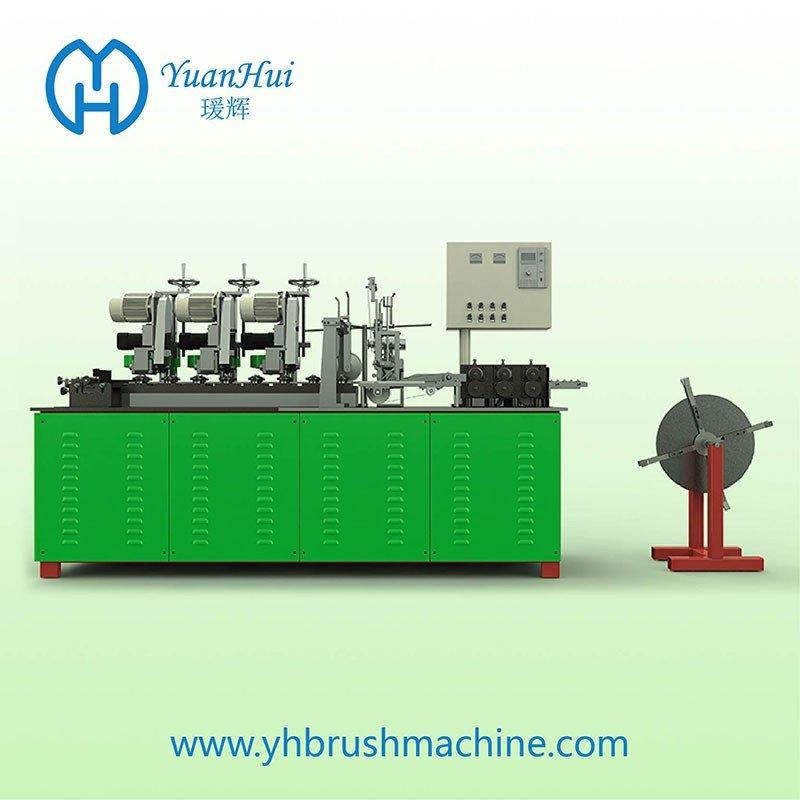 Cup Shape Brush Making Machine - Custom Made