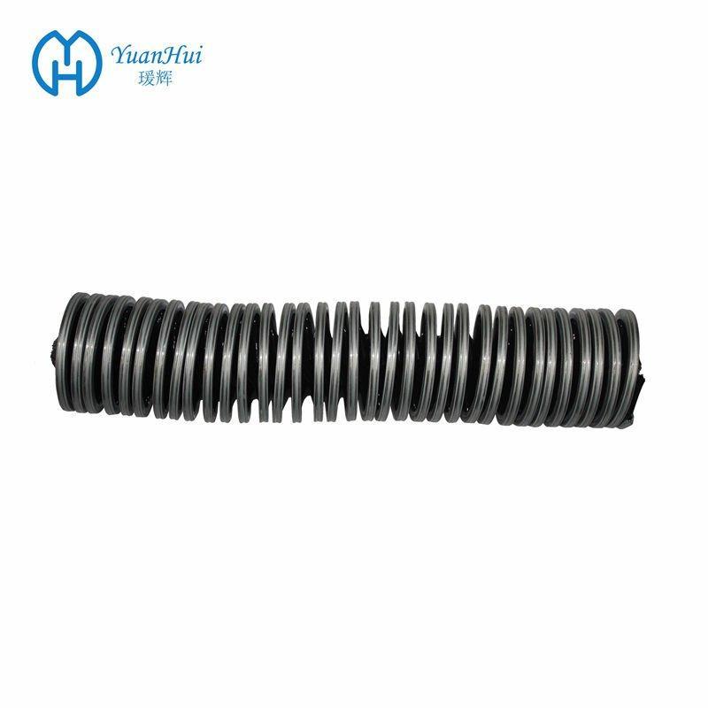 YuanHui Inward Spiral Brush - Black Nylon Filament Brush
