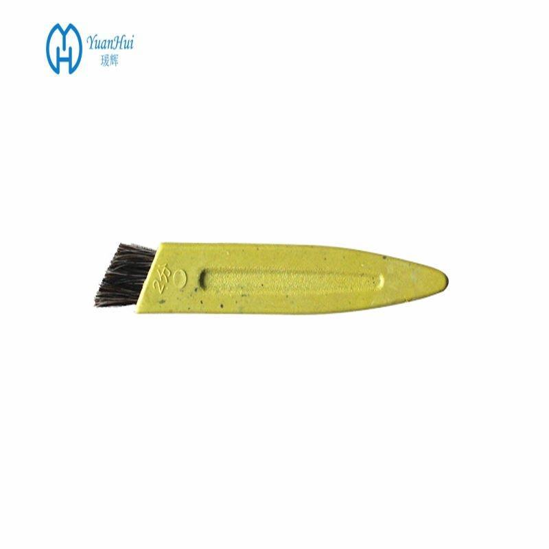 YuanHui Shoe Glue Brush - 20mm Horse Hair Brush
