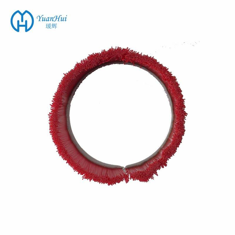 YuanHui Red Plastic Filament Vacuum Brush